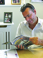 Celebrity Number Plate Stories: Duncan Bannatyne