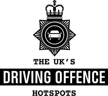 The UK's Driving Offence Hotspots