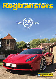 Number Plates Magazine - Regtransfers.co.uk World of private number plates