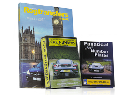 Numberplate Books
