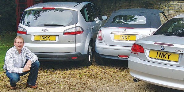 Personalised plates uk