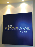 The Seagrave Club logo