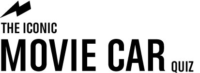 The Iconic Movie Car Quiz