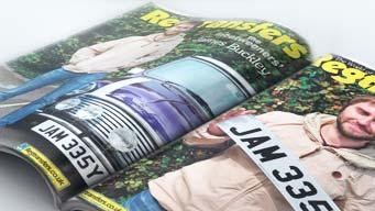 Regtransfers Numberplates Magazine